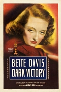 Poster for Dark Victory (1939)