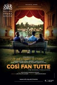 The Royal Opera House: Cosi Fan Tutte Poster