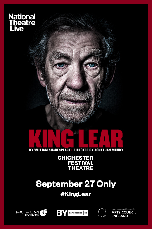 Great Stage on Screen: King Lear Poster
