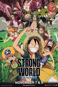One Piece Film: Str...