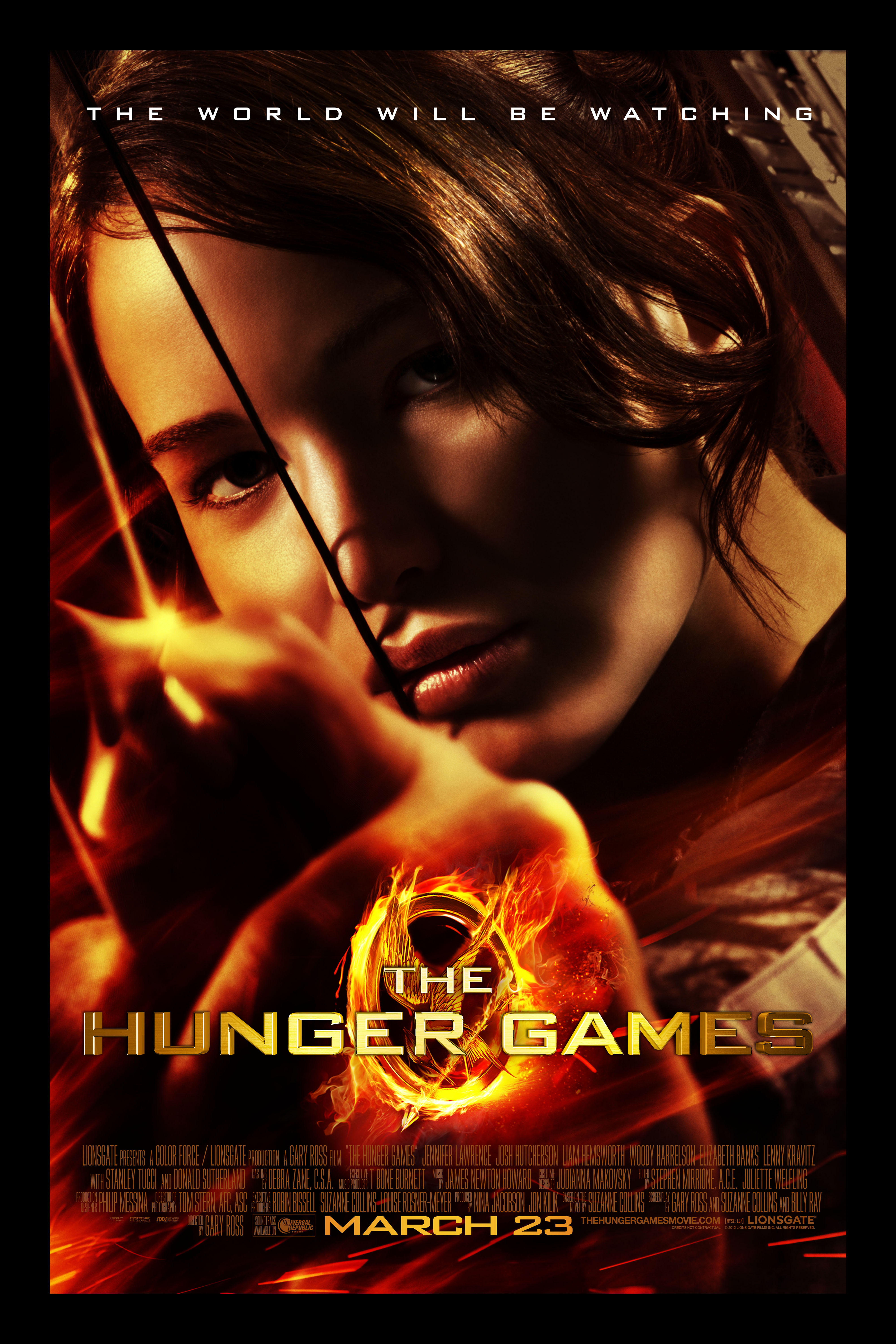 Poster for Hunger Games, The