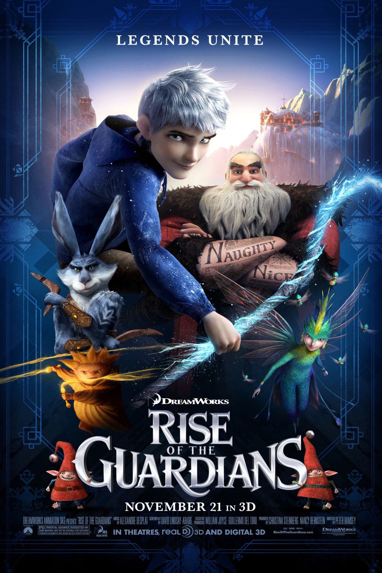 Still of Rise of the Guardians