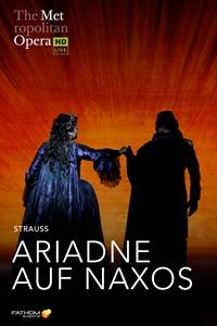 The Metropolitan Opera: Ariadne auf Naxos poster