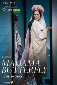 Poster for Met Summer Encore: Madama Butterfly