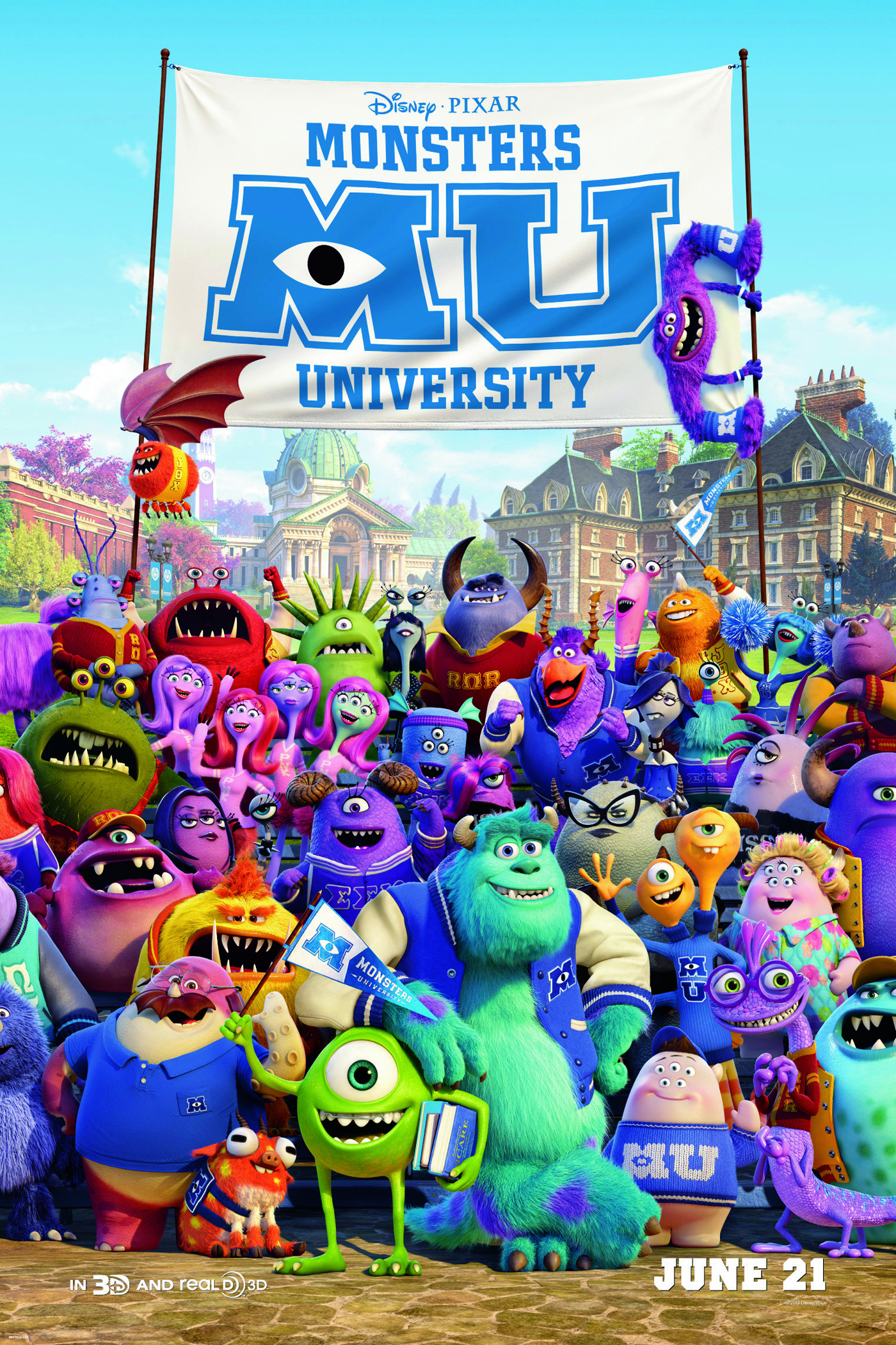 Still of Monsters University