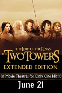 Poster ofLord of the Rings: The Two Towers - Extended Editi