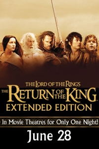 Poster ofSpecial Extended Edition Lord of the Rings: Return