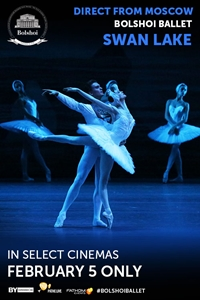 Bolshoi Ballet: Swa...