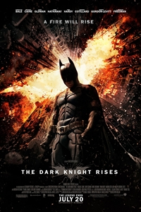 Poster of Dark Knight Rises, The