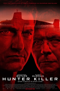 Poster for Hunter Killer