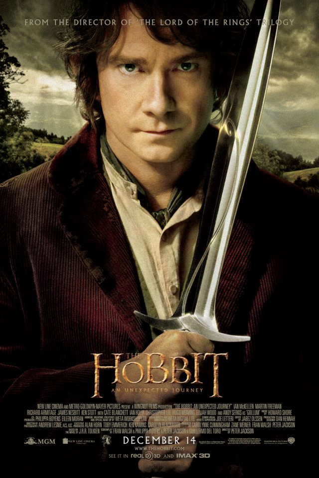 Poster for Hobbit: An Unexpected Journey, The