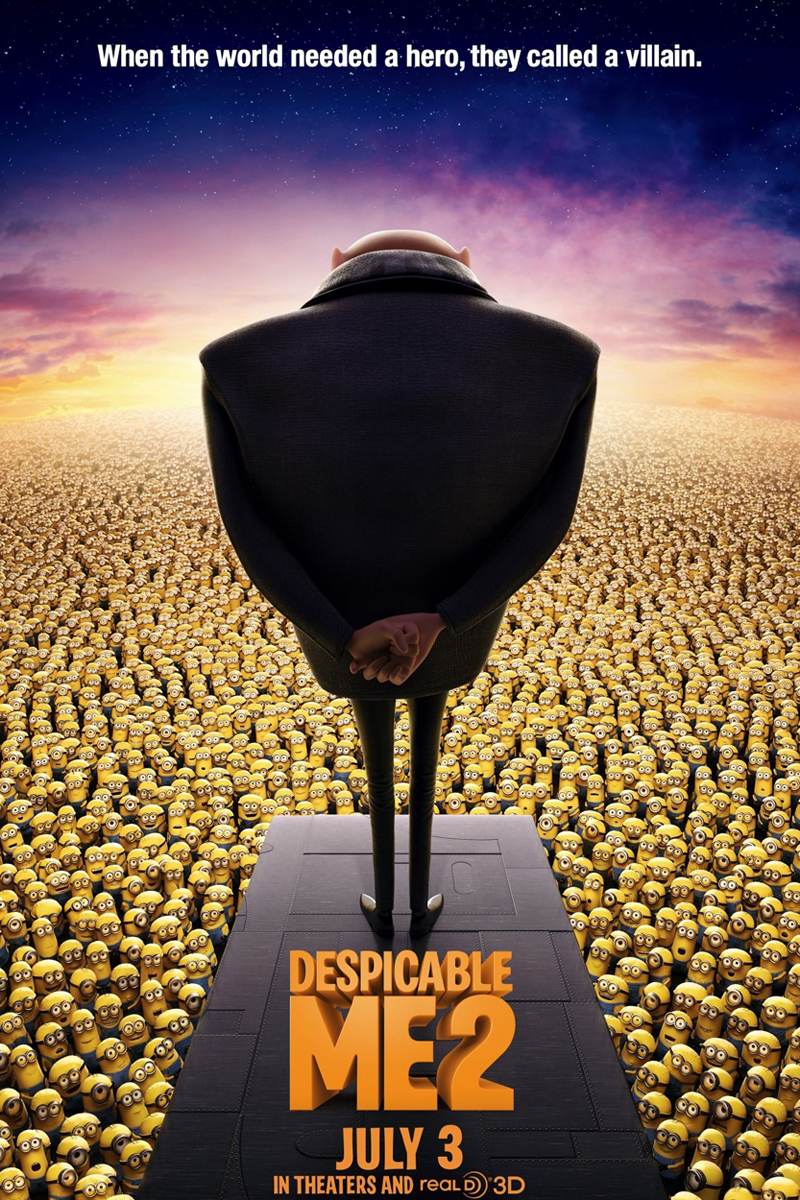 Still of Despicable Me 2