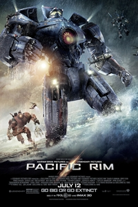 Poster for Pacific Rim (2013)