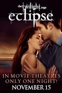 Twilight Saga Tuesdays: Eclipse Poster