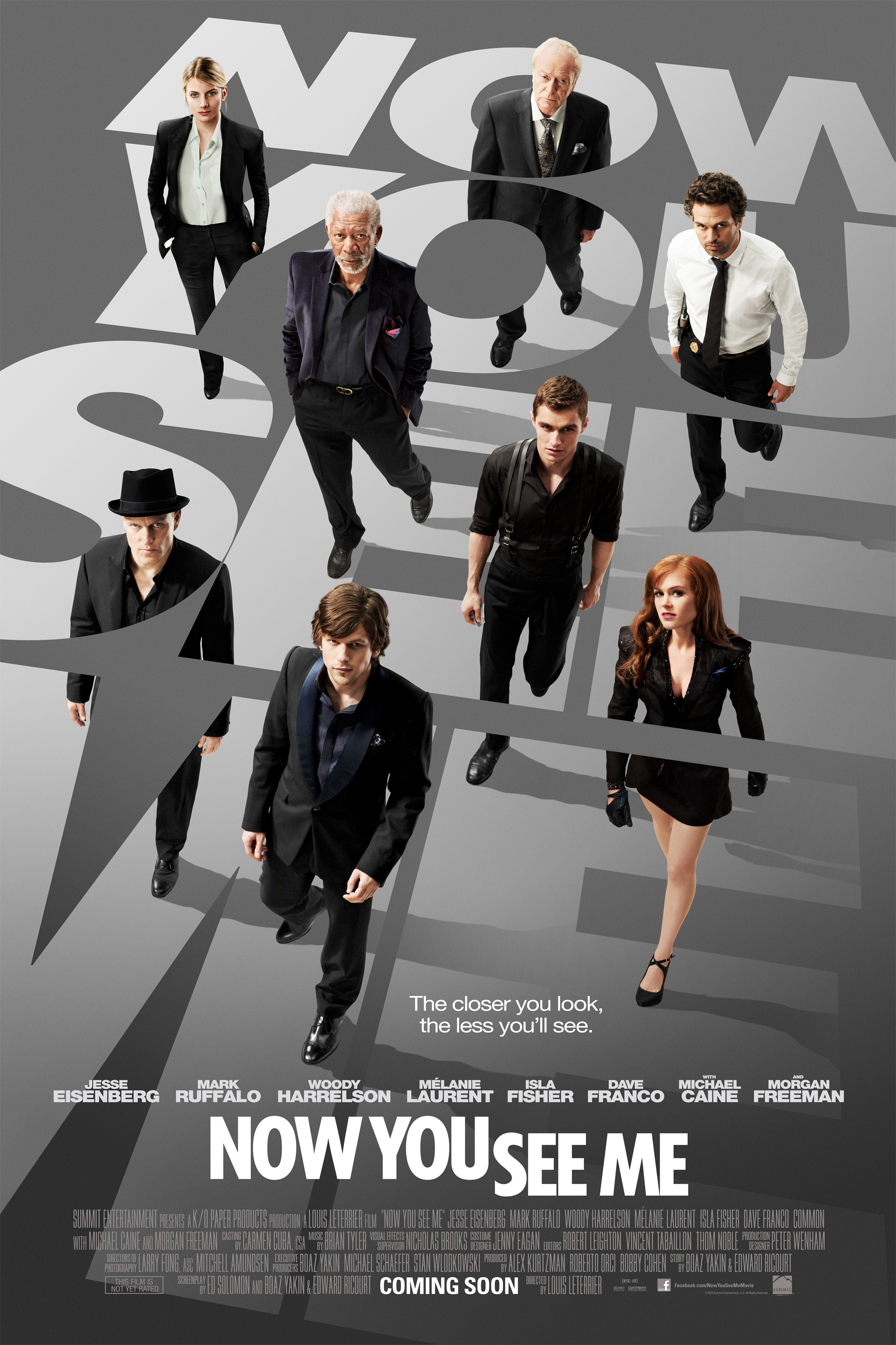 Still of Now You See Me