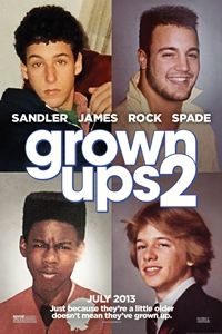 Poster ofGrown Ups 2