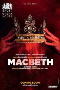 The Royal Opera House: Macbeth Poster