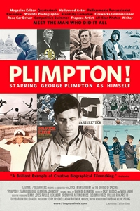Plimpton! Poster