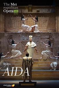 Metropolitan Opera: Aida ENCORE, The