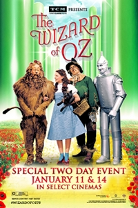 Poster for TCM Presents The Wizard of Oz