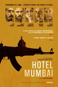 Poster for Hotel Mumbai