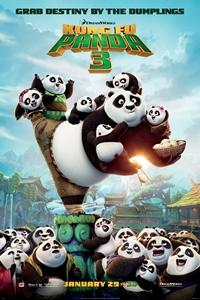 Kung Fu Panda 3._Poster