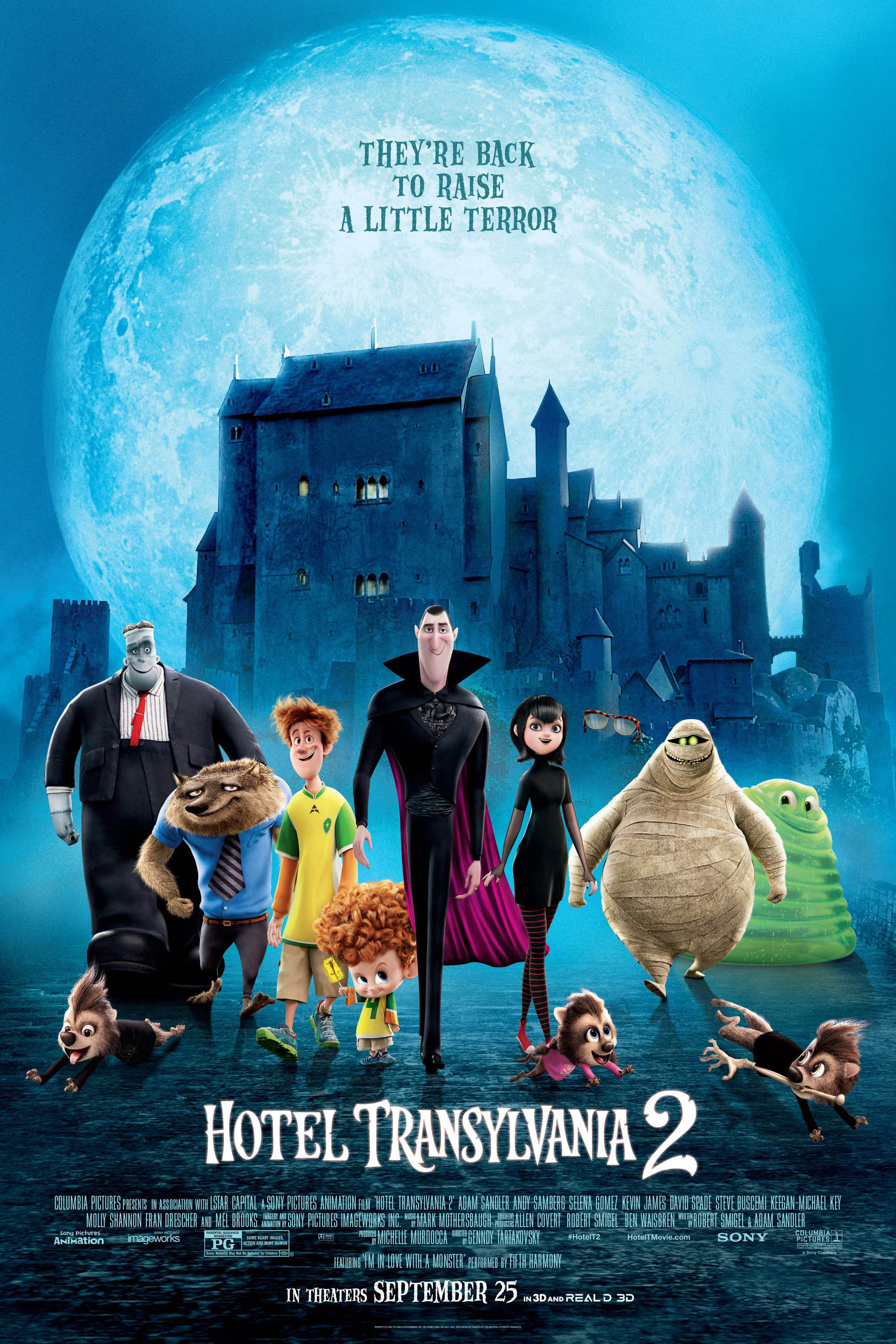 Still of Hotel Transylvania 2