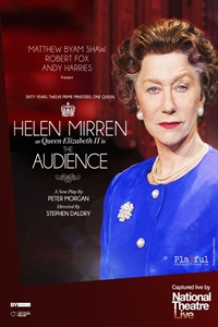 National Theatre Live: The Audience ENCORE Poster