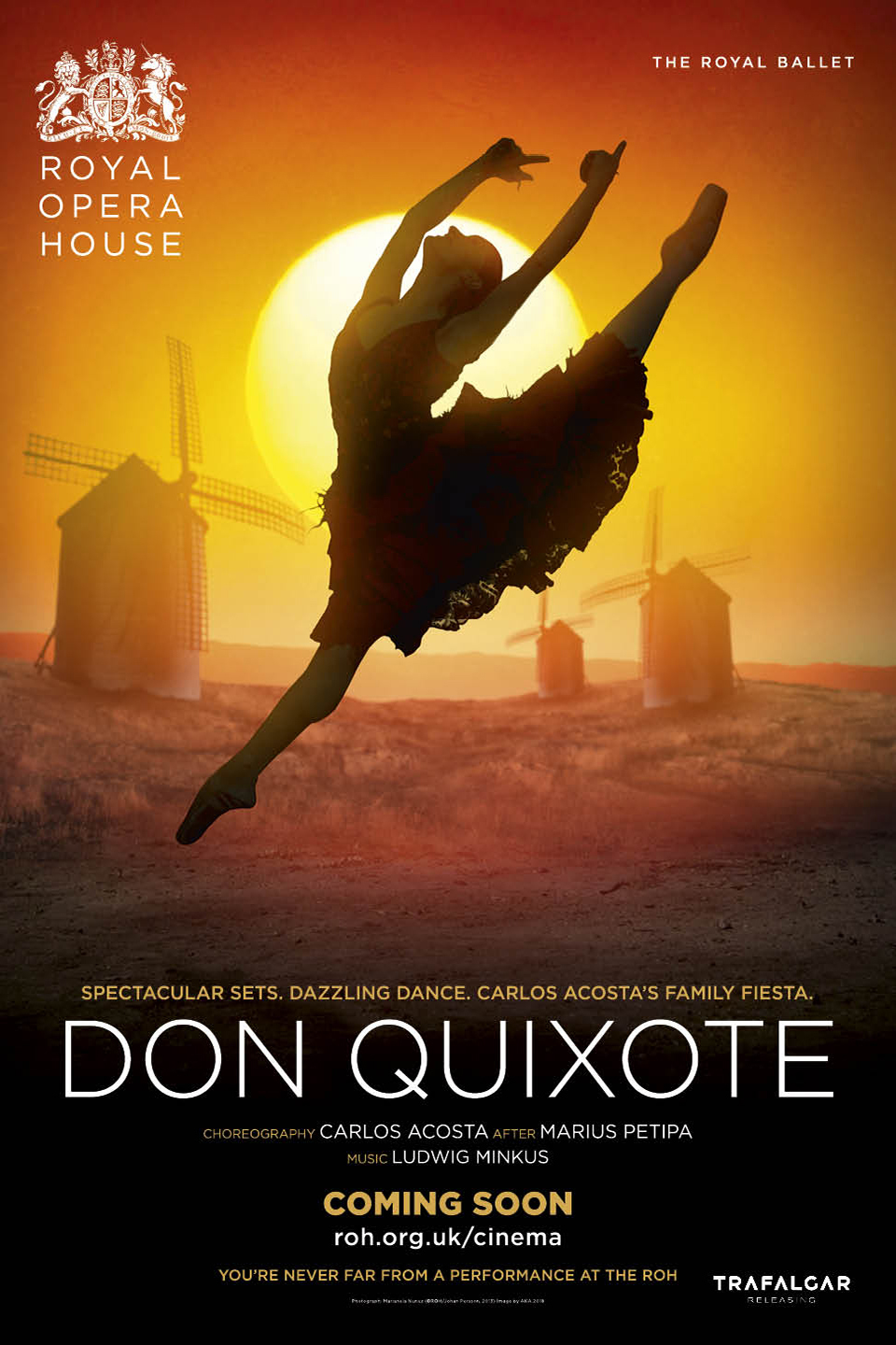 ROH 2018-19 Season Don Quixote