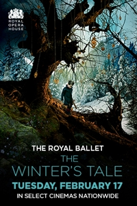 The Royal Ballet: The Winter's Tale Poster