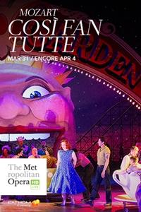 The Metropolitan Opera: Cosi Fan Tutte Poster