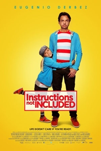 Poster of Instructions Not Included (No se Acep...