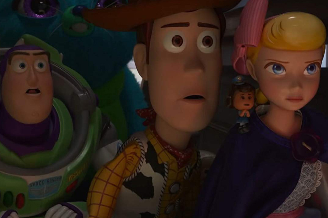 Photo 6 for Toy Story 4