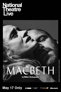 National Theatre Live: Macbeth Poster