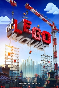 Poster ofThe Lego Movie