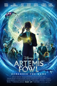 Poster for Artemis Fowl