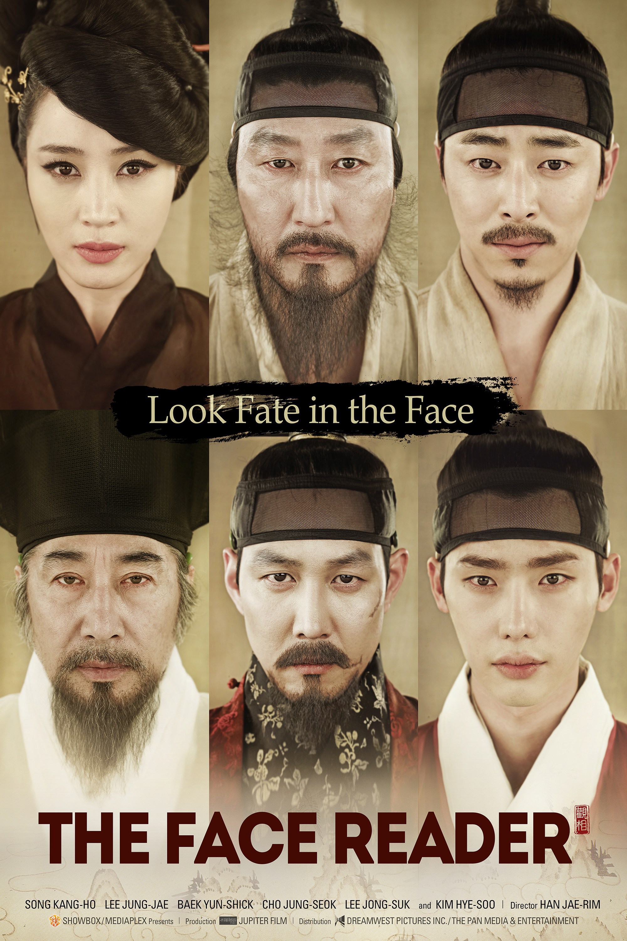 Download Film The Face Reader 2013