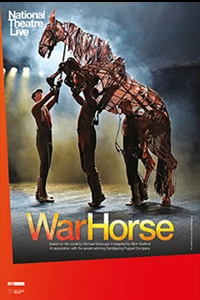 National Theatre Live: National Theatre's War Horse ENCORE Poster