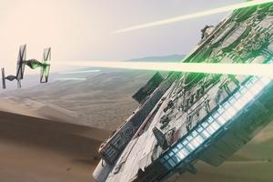 Still #2 forStar Wars: The Force Awakens