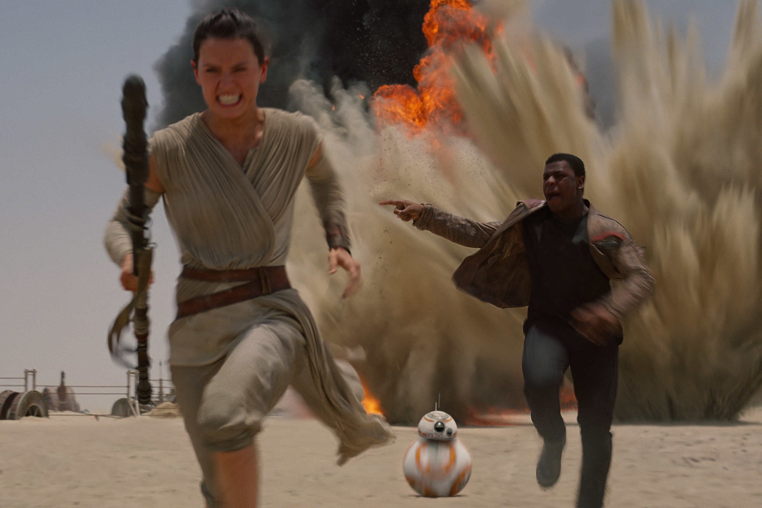 Photo 1 for Star Wars: The Force Awakens