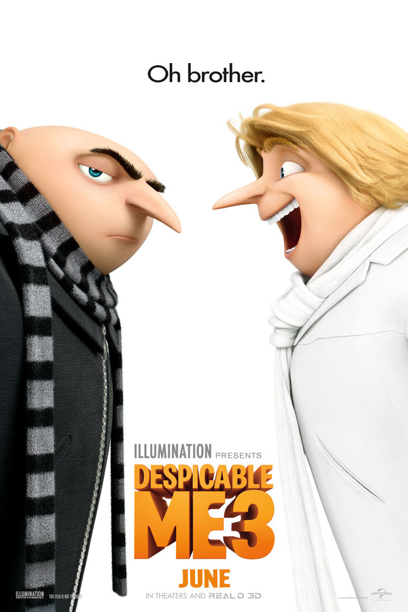 Still of Despicable Me 3