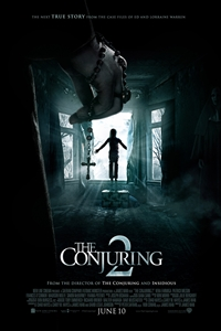 Poster of The Conjuring 2