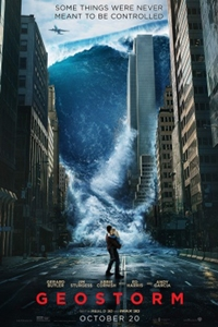 Poster of Geostorm 3D