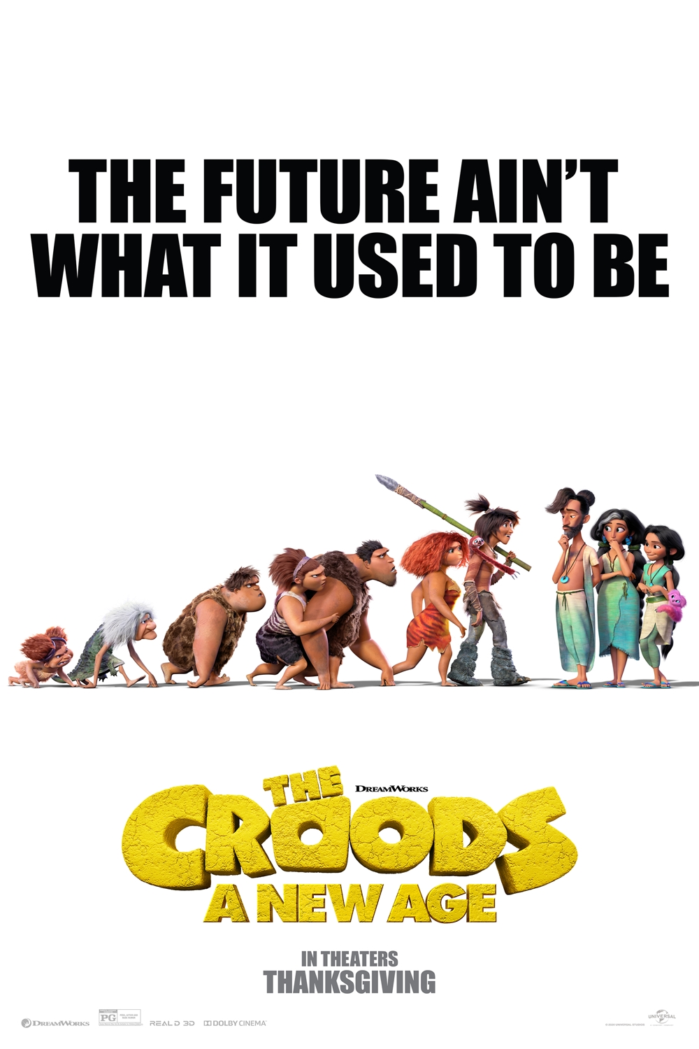 Still of The Croods: A New Age