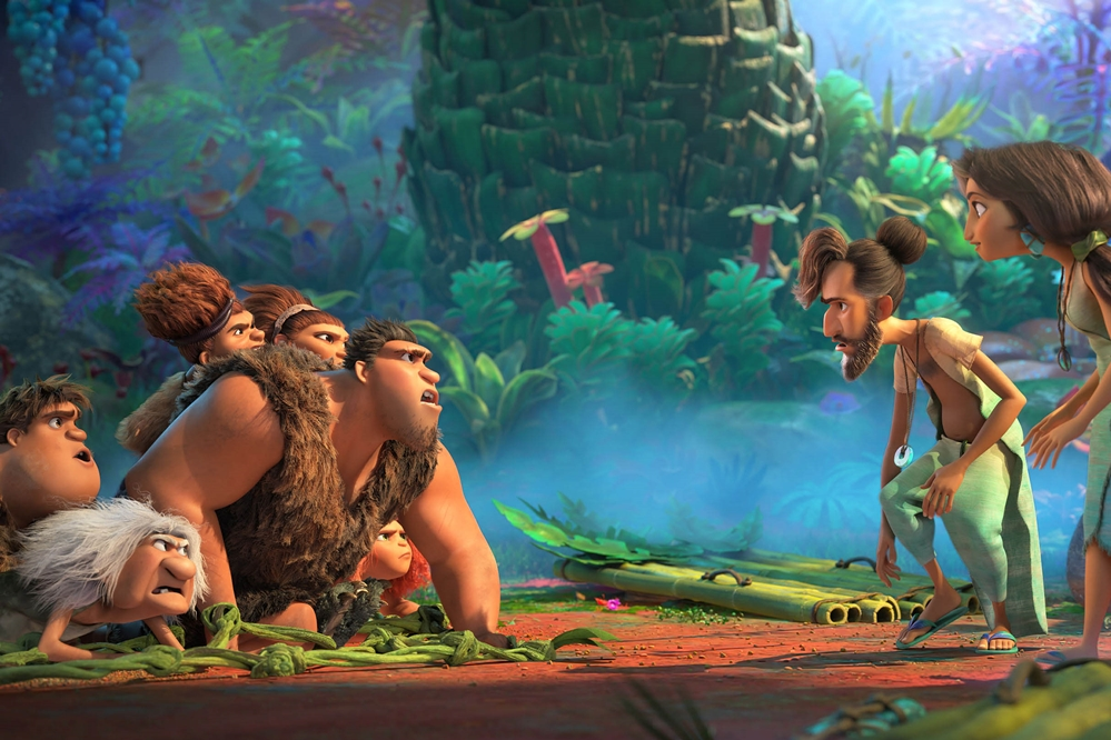 Photo 1 for The Croods: A New Age