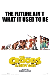 The Croods: A New Age in 3D