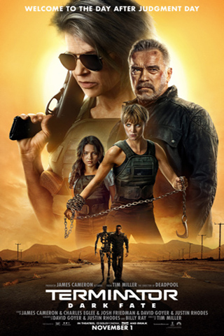 Poster of Terminator: Dark Fate