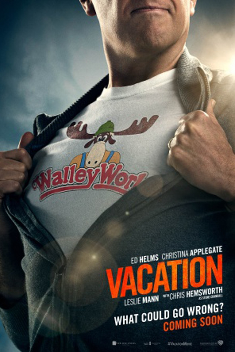 Poster of Vacation