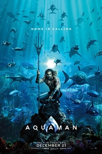 Caption Poster for Aquaman