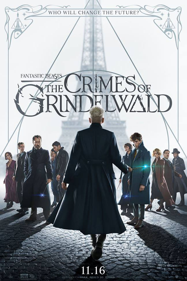 Fantastic Beasts: Crimes of Grindelwald Poster